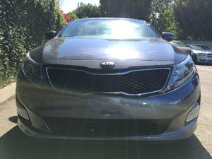 2015 Kia Optima LX  Smokey Blue  All advertised prices exclude government fees and taxes any f
