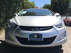 2015 Hyundai Elantra SE  Symphony Silver  All advertised prices exclude government fees and tax