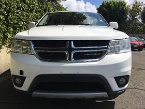 2015 Dodge Journey SXT  White  We are not responsible for typographical errors All prices list