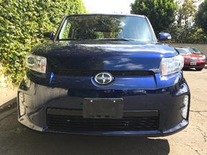 2015 Scion xB Base  Nautical Blue Metallic  We are not responsible for typographical errors Al