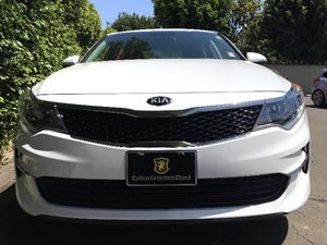 2016 Kia Optima LX  Snow White Pearl  We are not responsible for typographical errors All pric