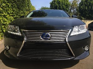 2015 Lexus ES 300h Base  Black All advertised prices exclude government fees and taxes any fin