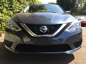 2017 Nissan Sentra SV  Blue  We are not responsible for typographical errors All prices listed