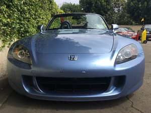 2005 Honda S2000 Base  Suzuka Blue Metallic  All advertised prices exclude government fees and