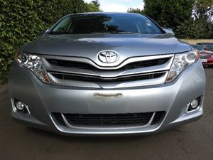 2015 Toyota Venza LE  Celestial Silver Metallic  All advertised prices exclude government fees