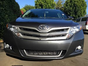 2015 Toyota Venza LE  Gray  All advertised prices exclude government fees and taxes any financ