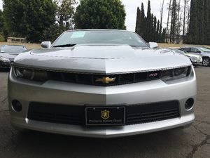2014 Chevrolet Camaro LT Transmission 6-Speed Automatic Silver Ice Metallic  We are not respon