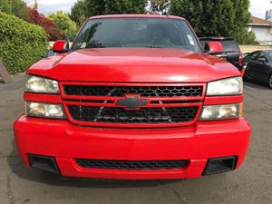 2006 Chevrolet Silverado SS LT1  Victory Red  We are not responsible for typographical errors