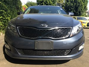 2015 Kia Optima LX  Gray  We are not responsible for typographical errors All prices listed ar