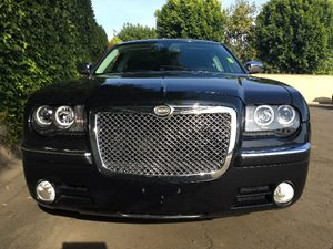 2008 Chrysler 300 Touring DUB Edition  Brilliant Black Crystal Prl  We are not responsible for