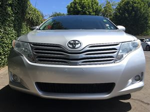 2011 Toyota Venza FWD V6  Classic Silver Metallic  We are not responsible for typographical err