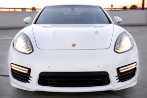 2015 Porsche Panamera GTS  White  All advertised prices exclude government fees and taxes any