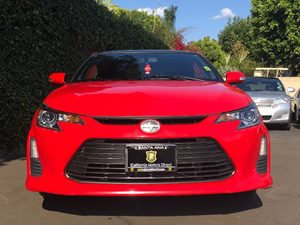 2015 Scion tC Base  Absolutely Red  All advertised prices exclude government fees and taxes an