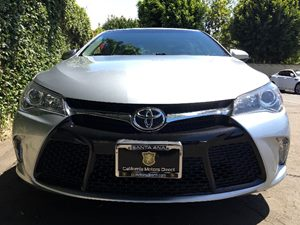 2015 Toyota Camry SE  Celestial Silver Metallic  We are not responsible for typographical error