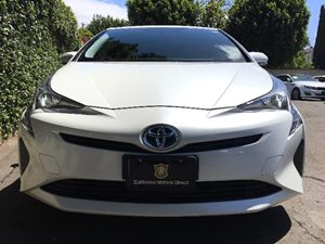2016 Toyota Prius Two  Super White All advertised prices exclude government fees and taxes any
