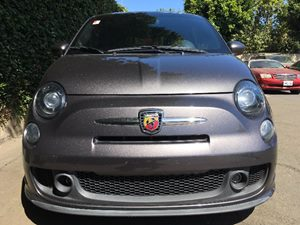 2015 FIAT 500 Abarth  Gray  All advertised prices exclude government fees and taxes any financ