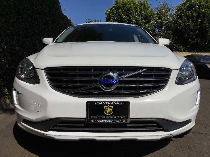 2016 Volvo XC60 T5 Drive-E Premier  White All advertised prices exclude government fees and tax