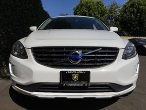 2016 Volvo XC60 T5 Drive-E Premier  White  We are not responsible for typographical errors All