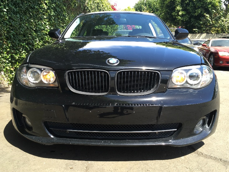 2012 BMW 1 Series 128i  BLACK All advertised prices exclude government fees and taxes any fina
