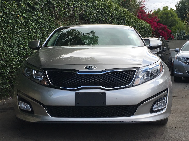 2015 Kia Optima LX  Silver All advertised prices exclude government fees and taxes any finance