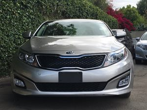 2015 Kia Optima LX  Silver  We are not responsible for typographical errors All prices listed