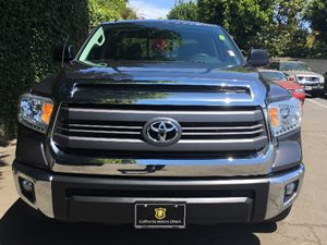 2015 Toyota Tundra 2WD Truck SR  Magnetic Gray Metallic  All advertised prices exclude governme