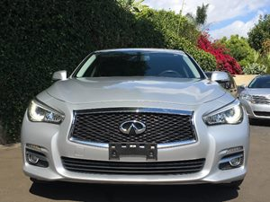 2015 INFINITI Q50 Premium  Silver  We are not responsible for typographical errors All prices