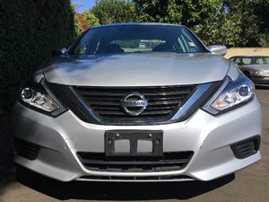2016 Nissan Altima 25 S  Brilliant Silver  All advertised prices exclude government fees and t