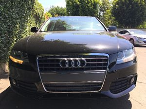 2011 Audi A4 20T Premium  Black  We are not responsible for typographical errors All prices l