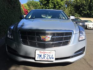 2015 Cadillac ATS Sedan 25L  Silver  All advertised prices exclude government fees and taxes