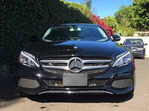 2015 MERCEDES C 300 C 300  Black All advertised prices exclude government fees and taxes any f