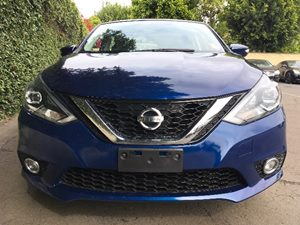 2016 Nissan Sentra SR  Deep Blue Pearl All advertised prices exclude government fees and taxes