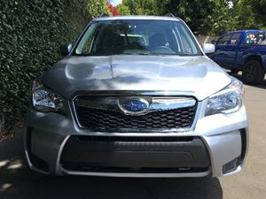 2015 Subaru Forester 20XT Premium  Ice Silver Metallic All advertised prices exclude governmen
