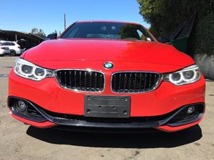 2014 BMW 4 Series 435i  Melbourne Red Metallic All advertised prices exclude government fees an