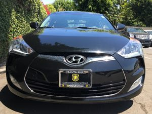2015 Hyundai Veloster REFLEX  Ultra Black Pearl  All advertised prices exclude government fees