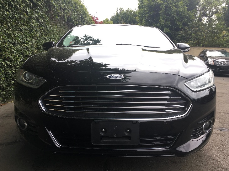2016 Ford Fusion Titanium  Shadow Black All advertised prices exclude government fees and taxes