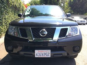 2017 Nissan Frontier SV  Magnetic Black  All advertised prices exclude government fees and taxe