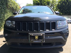 2015 Jeep Compass Altitude Edition  Black Clearcoat  All advertised prices exclude government f