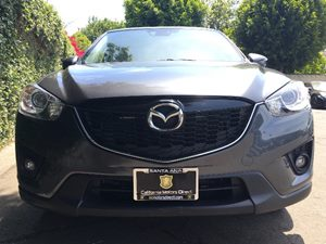 2015 Mazda CX-5 Grand Touring  Meteor Gray Mica All advertised prices exclude government fees a