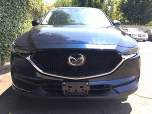 2017 Mazda CX-5 Grand Touring  Blue All advertised prices exclude government fees and taxes an
