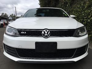 2013 Volkswagen GLI GLI Autobahn PZEV  Candy White All advertised prices exclude government fee