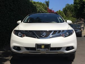 2012 Nissan Murano SV  White All advertised prices exclude government fees and taxes any finan