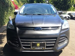 2016 Ford Escape SE  Gray All advertised prices exclude government fees and taxes any finance