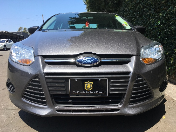 2014 Ford Focus S  Sterling Gray Metallic All advertised prices exclude government fees and tax