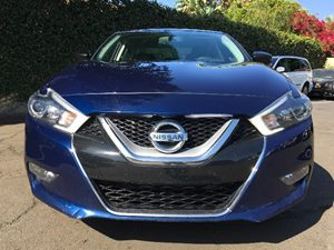2017 Nissan Maxima 35 S  Blue  All advertised prices exclude government fees and taxes any fi