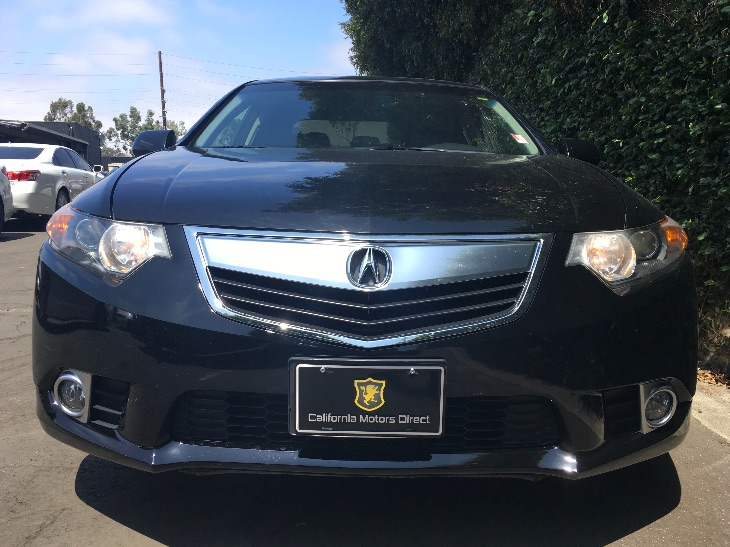 2012 Acura TSX wTech  Crystal Black Pearl All advertised prices exclude government fees and ta