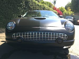 2003 Ford Thunderbird Deluxe  Evening Black All advertised prices exclude government fees and t