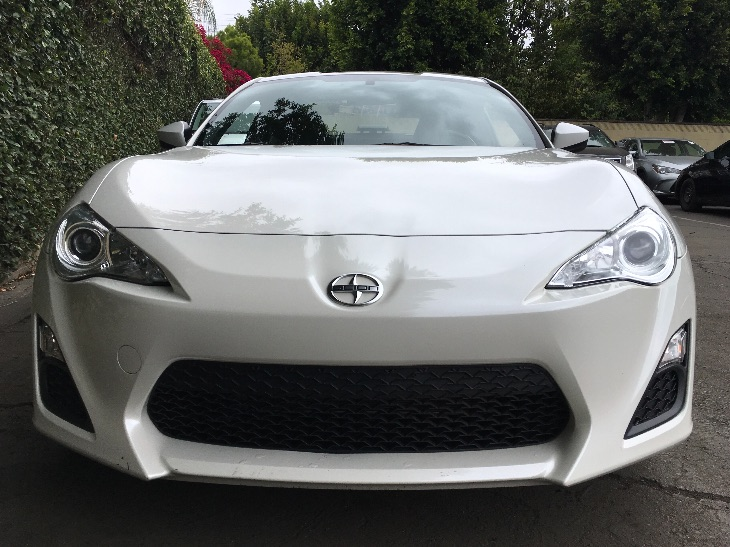 2016 Scion FR-S   White All advertised prices exclude government fees and taxes any finance ch