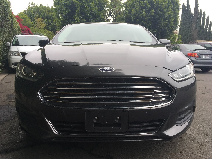 2016 Ford Fusion SE Engine 15L Ecoboost Gray All advertised prices exclude government fees an