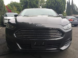 2016 Ford Fusion SE Engine 15L Ecoboost Gray  All advertised prices exclude government fees a